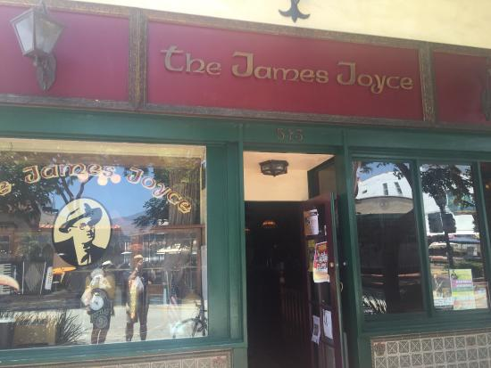 ‪The James Joyce‬