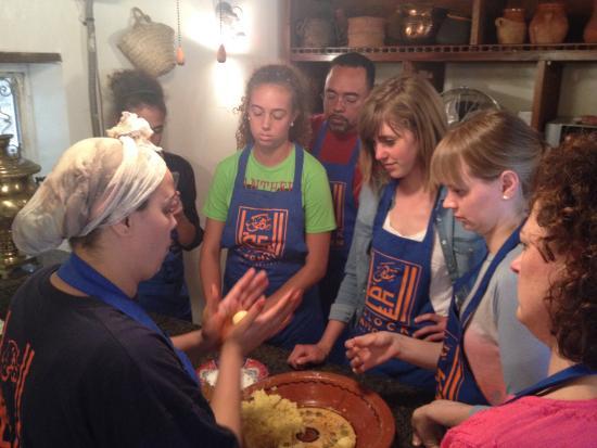 Cafe Clock Cooking School : photo6.jpg
