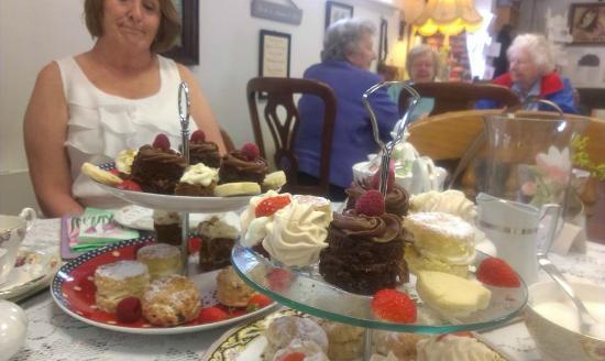 Tea Room Burlam Road Middlesbrough