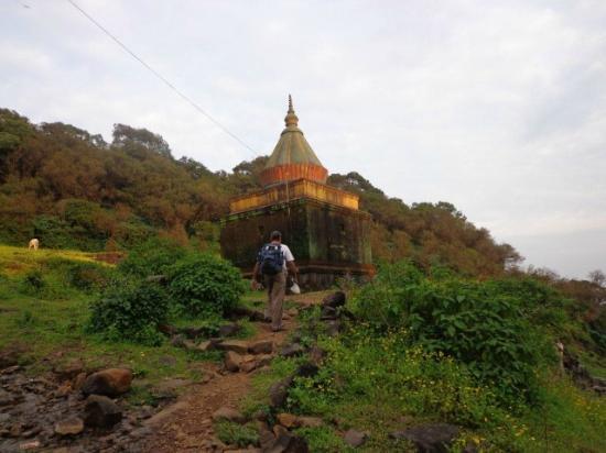 Bhimashankar, الهند: Temple : Origin of Bhima River , Sweat of Lord Shiva