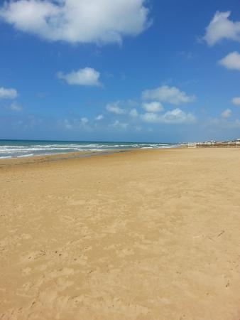Helios Camping: ecco la spiaggia dorata
