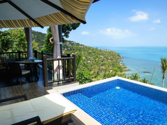 Four Seasons Resort Koh Samui Thailand: Бассейн в каждом номере