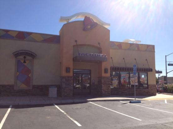 Taco Bell Oakley, Ca.