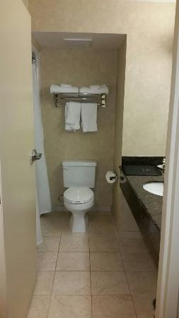 Best Western Plus Media Center Inn & Suites: Spacious room and clean room