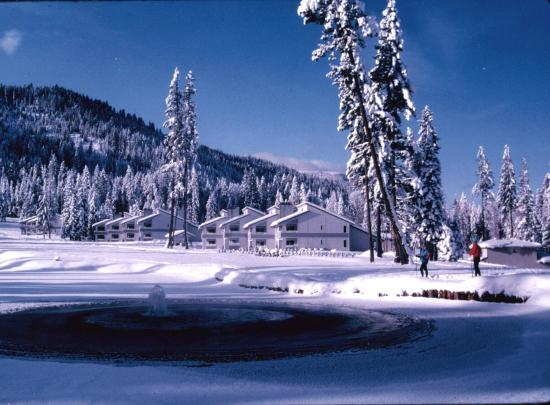 Kahler Glen Golf & Ski Resort: Peaceful winters