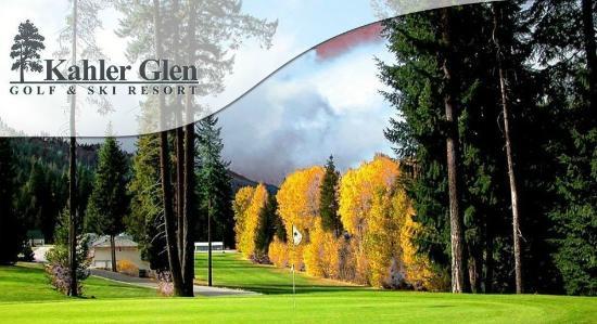 Kahler Glen Golf & Ski Resort: Autumn at Kahler Glen