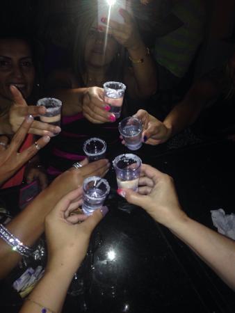 Las Palmas: Some free drinks