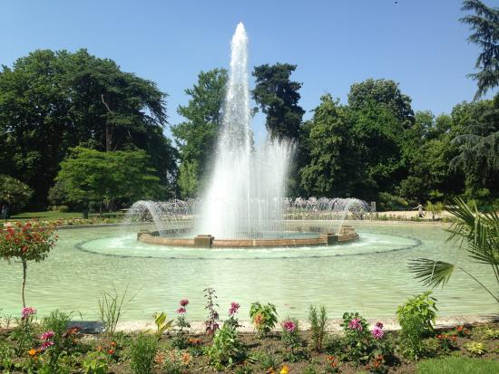 Nützliche Informationen zu Jardin des Plantes (Toulouse ...