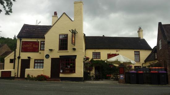 The Golden Ball Inn : A really welcoming pub