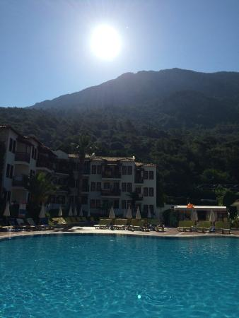 Alize Hotel: pool