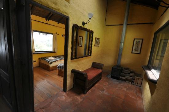 Chilcabamba Mountain Lodge: Family Room