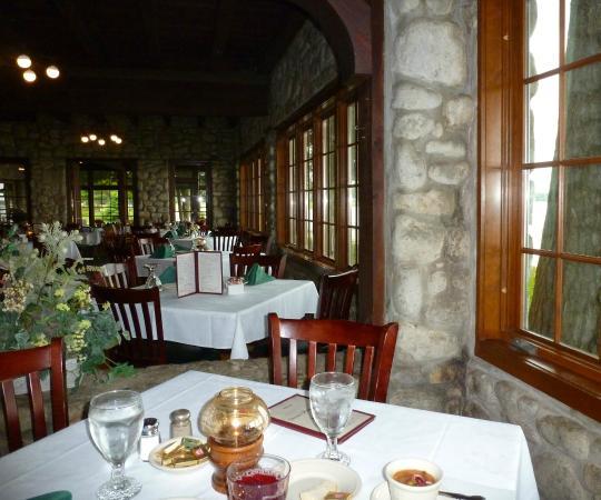 Donny's Glidden Lodge: lovely ambiance