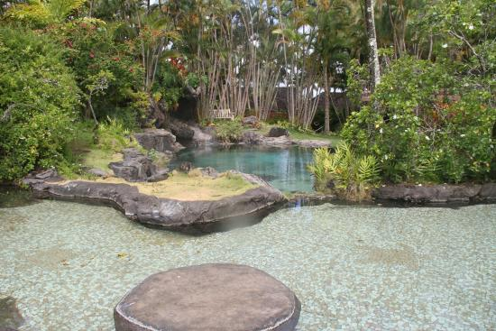 Na Aina Kai Botanical Gardens: Clear And Salt Water Ponds