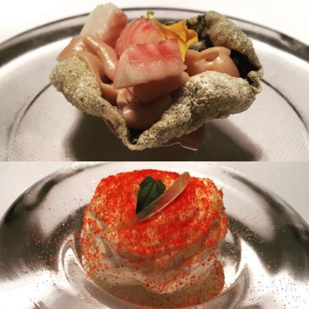 "Restaurante La Cabra: ""Menú Histórico"", espectacular."