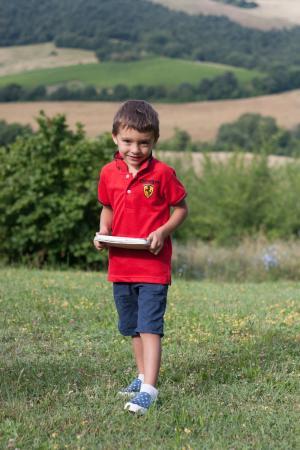 بوديري لامبرتو: mio figlio non voleva andare più via