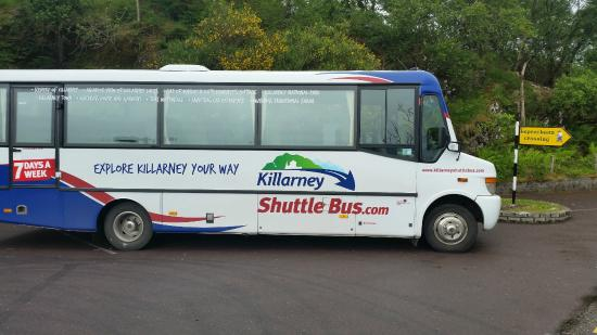 ‪Killarney Shuttle Bus‬