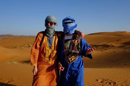 Merzouga, Morocco: Bedouin
