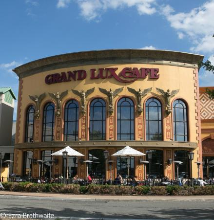 Picture Of Grand Lux Cafe Garden City Tripadvisor