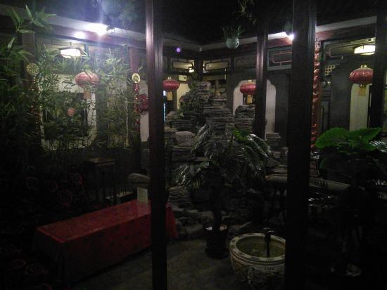 Xiao Yuan Alley Courtyard Hotel: 雰囲気ある館内