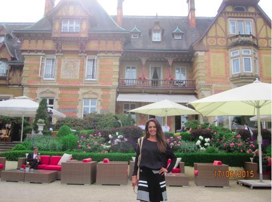 Villa Rothschild Kempinski: Lindo!