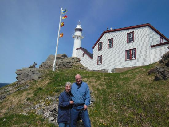 Lakeview Bed and Breakfast : Lobster Cove Lighthouse