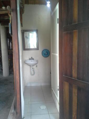 Casa del Sol : bathroom (toilet and shower)