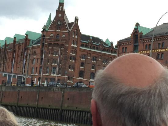 Hotel Monopol: Incredible boat tour!
