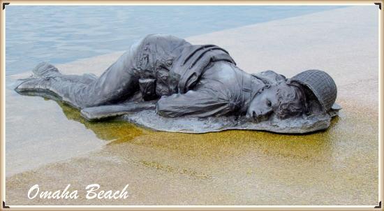 National D Day Memorial Omaha Beach