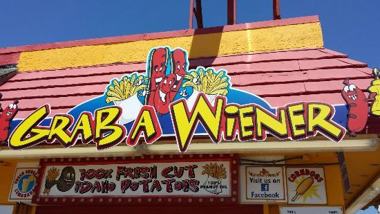 Grab A Wiener: -