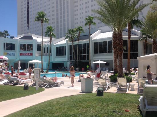 Pool Area - Picture Of Tropicana Las Vegas