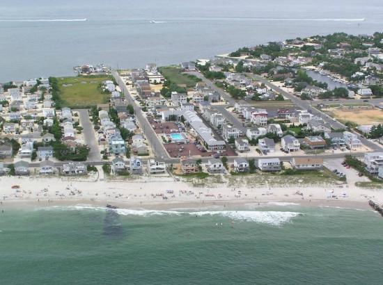 Sea Spray Motel: Ariel View