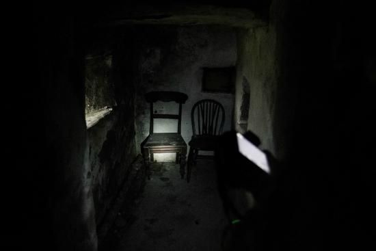 Leap Castle: Spooky around every corner