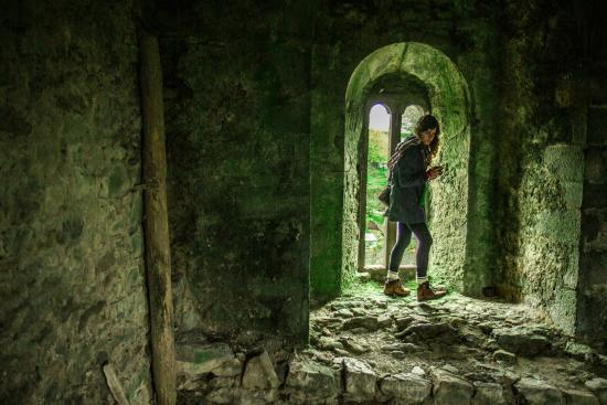 Leap Castle: Up in the Bloody Chapel
