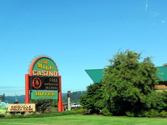 The Mill Casino, Tremont Ave, North Bend, OR