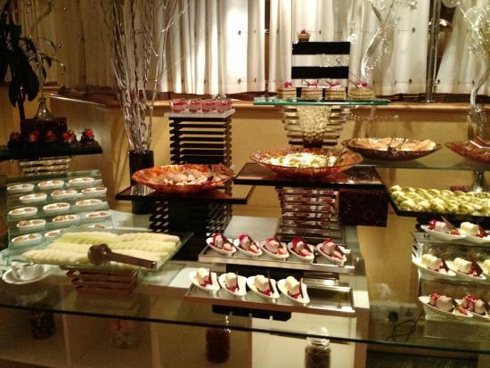 Jeddah Hilton: Buffet