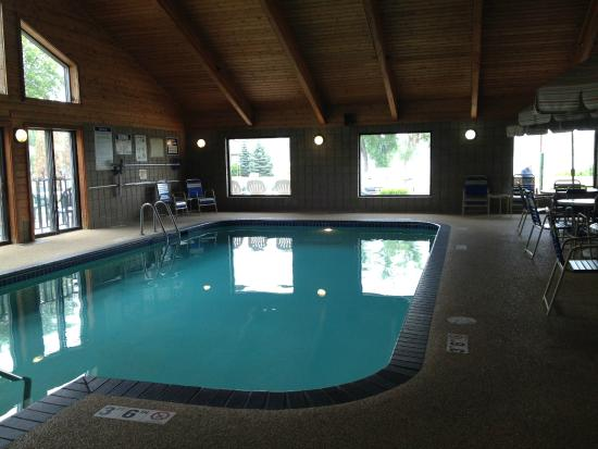 AmericInn Lodge & Suites Lake City: pool