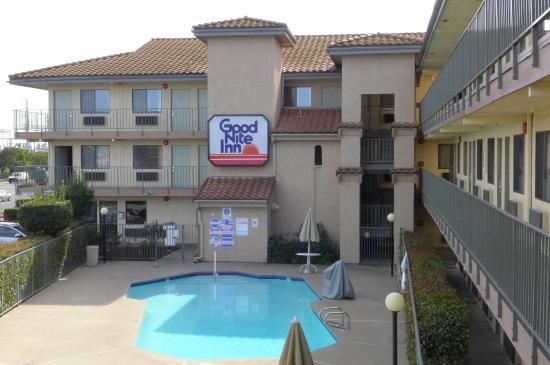 Good Nite Inn Sacramento: Pool