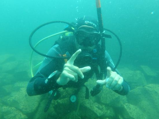 Ati Divers: Pete being Pete