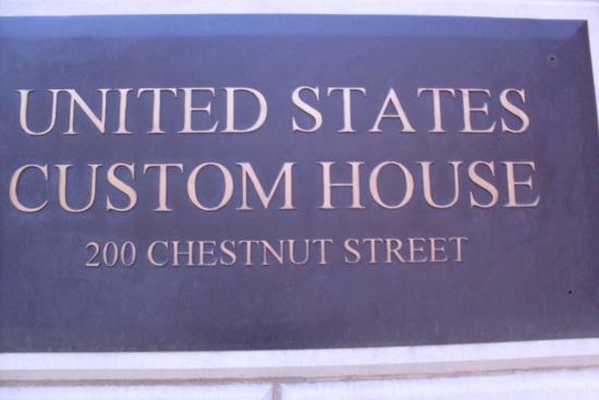 ‪United States Custom House‬