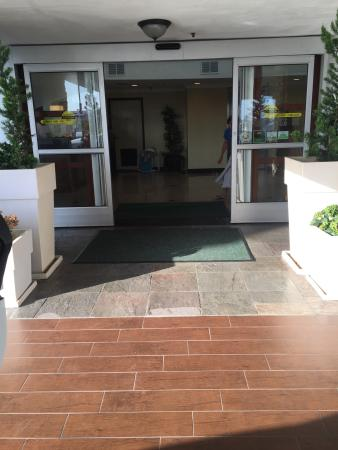 Holiday Inn San Clemente: Holiday inn entrance