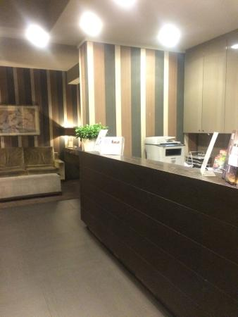 Hotel Diplomat : Hotel lobby