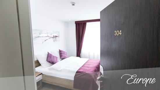 Hotel Europe: Einzelzimmer