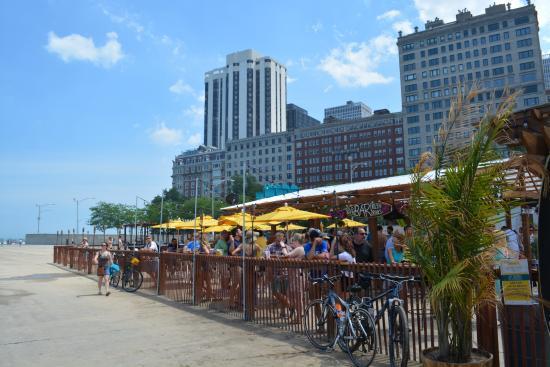 Oak Street Beach Bar