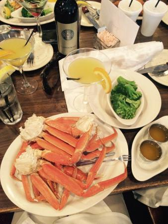 Clio, MI: Craving Crab Legs