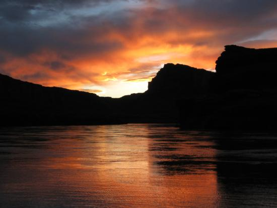 Grand Junction, CO: Colorado River Sunset