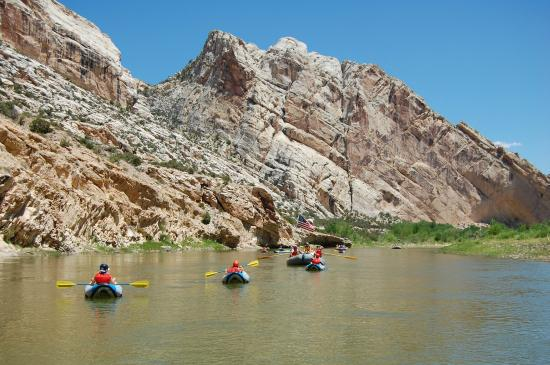 Grand Junction, CO: Yampa River RaftingTrip