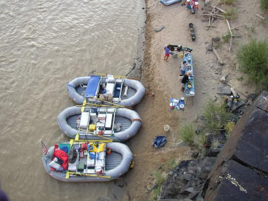 Grand Junction, CO: End of the Season Raft Trip