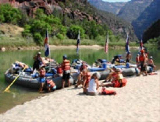 Grand Junction, CO: Guided Colorado River Rafting Trips