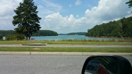 LanierWorld at Lanier Islands: Lake Lanier