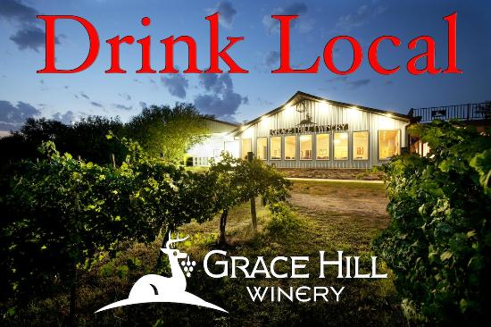 ‪Grace Hill Winery‬